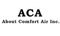 About Comfort Air Inc.
