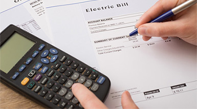 Professional Home Energy Audit energy Improvements calculations reduce electric bill
