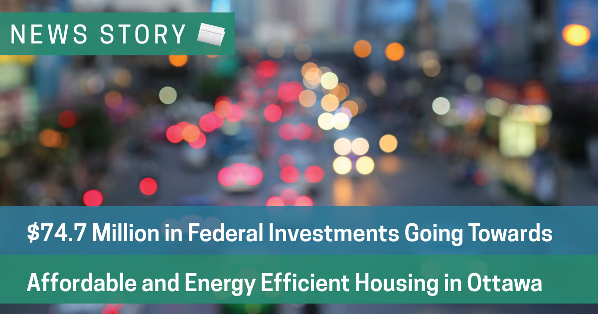 Millions Invested into Affordable and Energy Efficient Housing