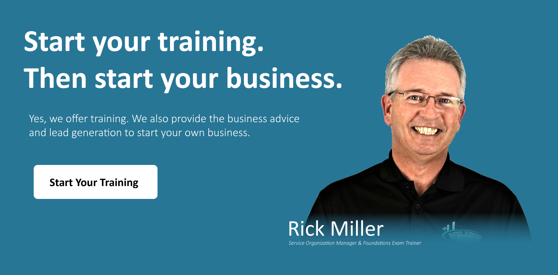 Energy Advisor Training - Rick Miller