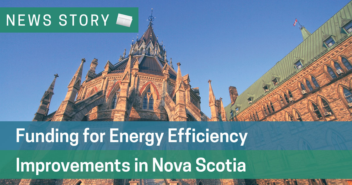 Nova Scotia Energy Efficiency