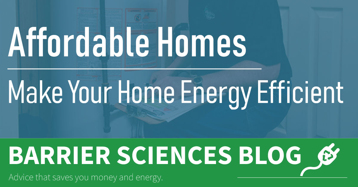 How to Transform Your Home into an Energy Efficient Affordable Home