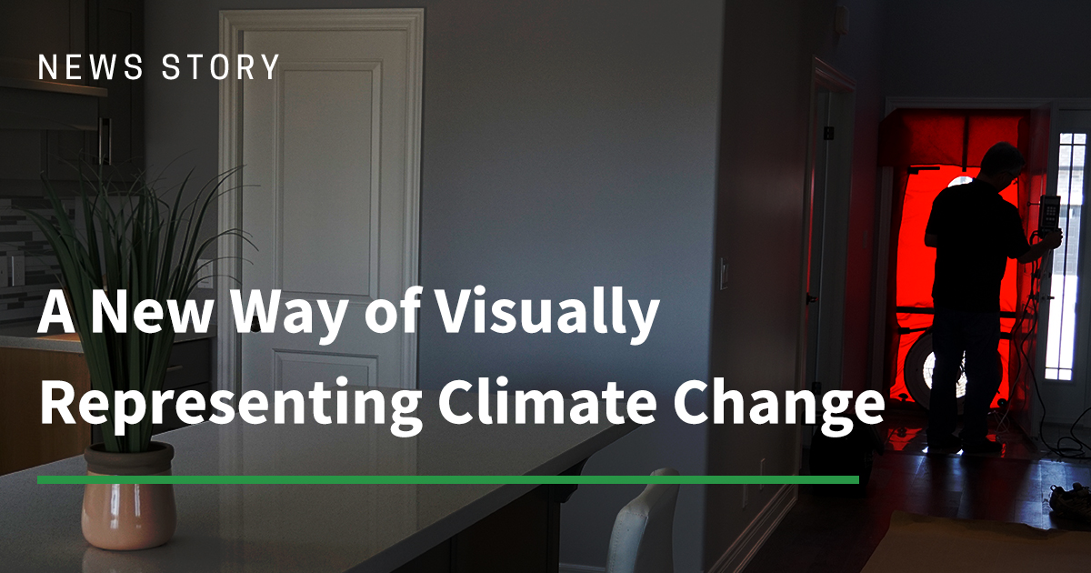 A New Way of Visually Representing Climate Change