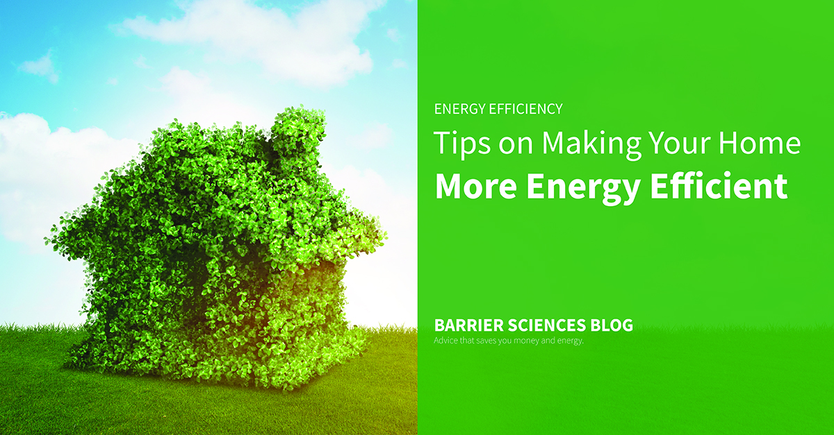 Secret to making your home more energy efficient