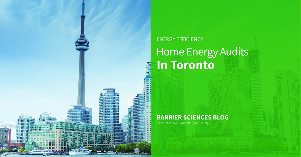 Home Energy Audit Toronto