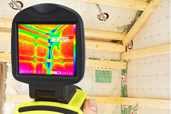 infrared camera thermal surface temperature