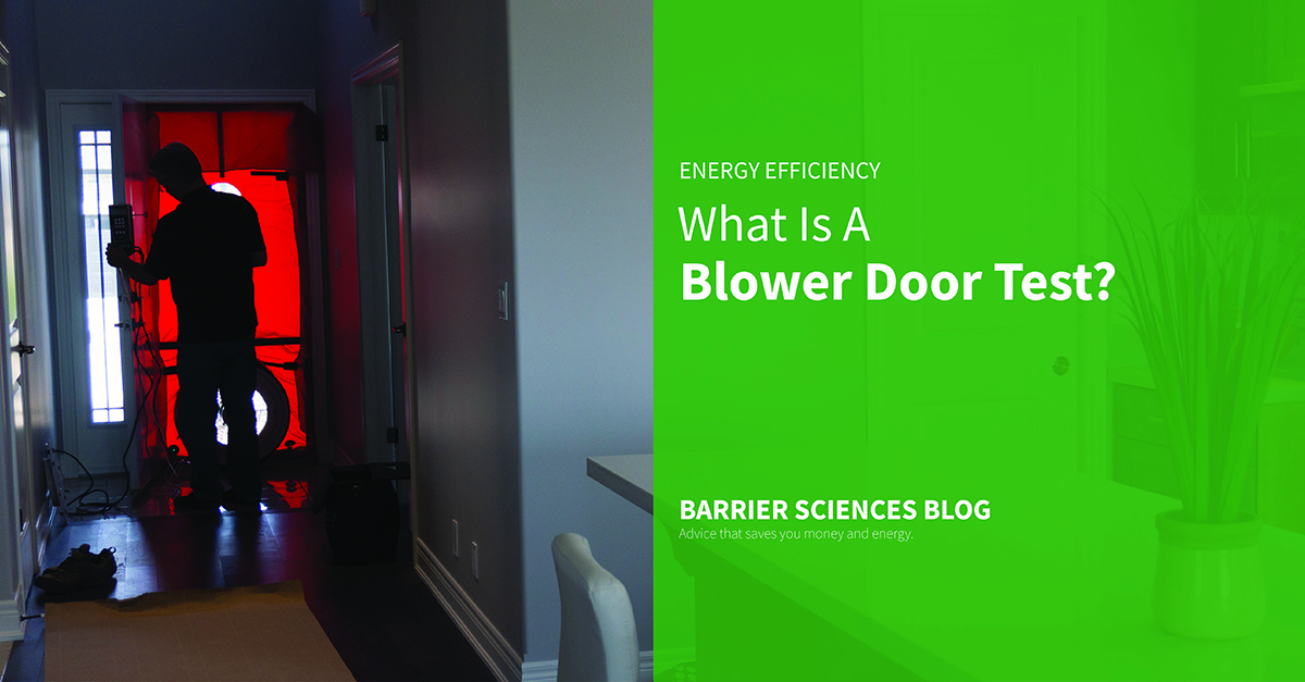 What is a blower door test? Everything you need to know